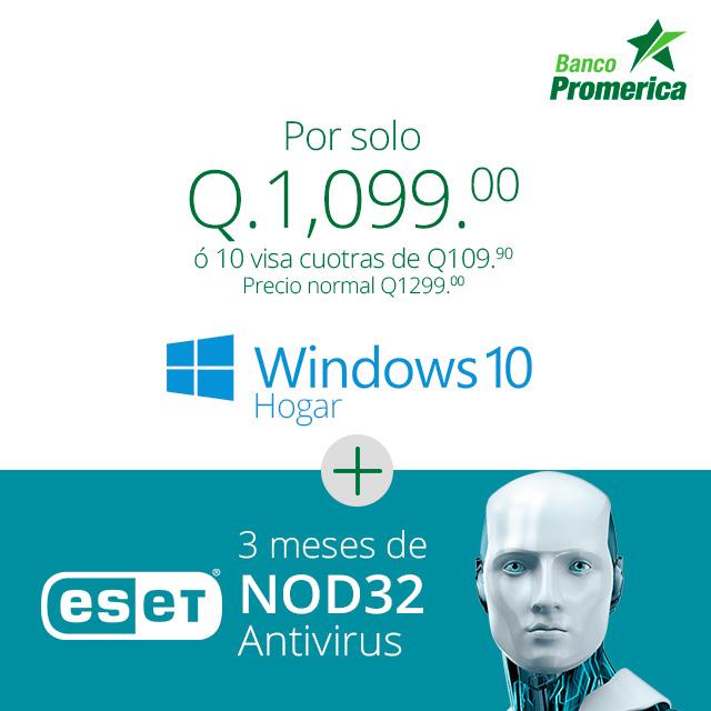 Windows 10 Hogar